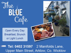 Blue Cafe Arklow