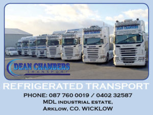 Dean Chambers Arklow