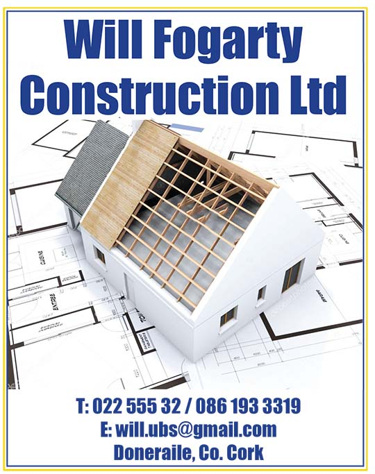 Will Fogarty Construction