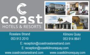 Coast Hotel Rosslare & Kilmore Quay