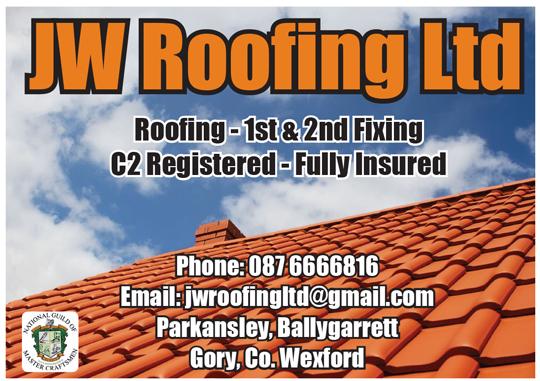 JW Roofing Ltd