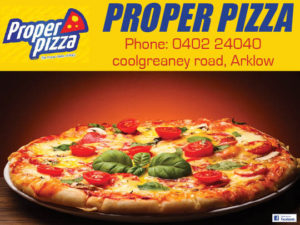 Proper Pizza Arklow
