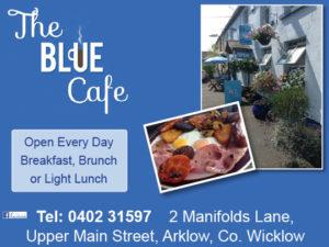 Blue Cafe Arklow